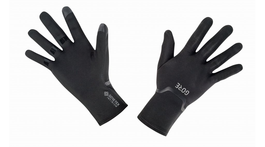 Gore M Gore-Tex Infinium Stretch gloves long size S (6) black