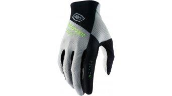 100% Celium guanti dita-lunghe da uomo .