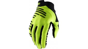 100% R-Core Handschuhe lang Herren fluo yellow