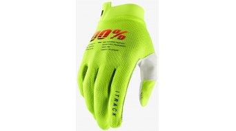100% iTrack gloves long kids