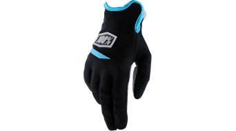 100% Ridecamp Handschuhe lang Damen-Handschuhe  Gr. S black