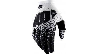 100% Celium 2 MTB guantes de dedos largos metal