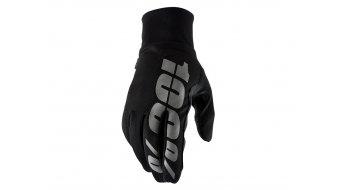 100% Hydromatic Waterproof Handschuhe lang Herren Gr. M black