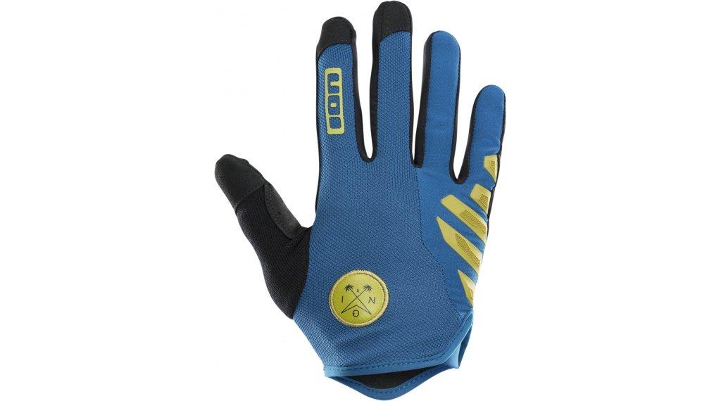ION Scrub AMP Handschuhe lang Gr. M ocean blue
