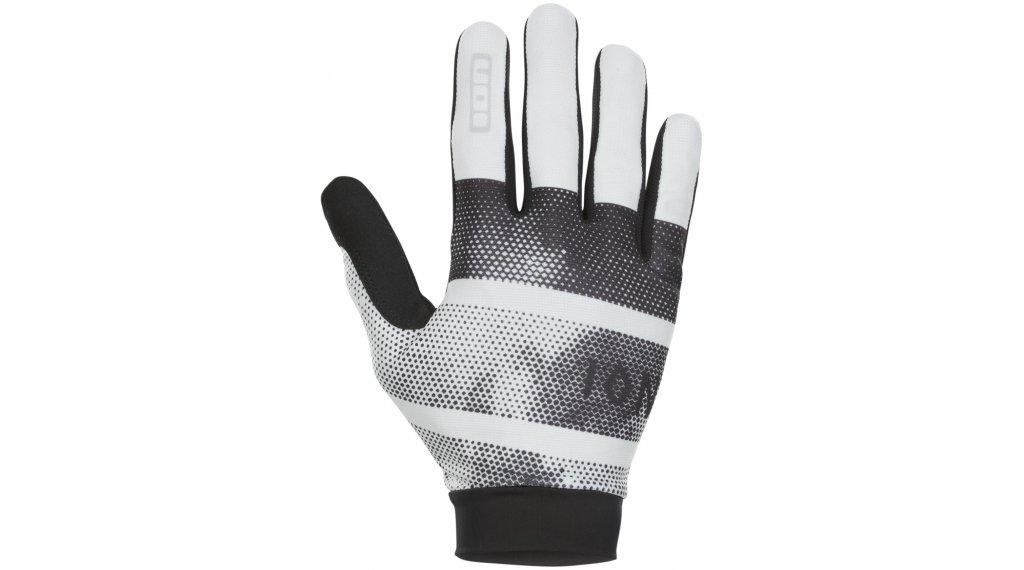ION Scrub Handschuhe lang Gr. L white