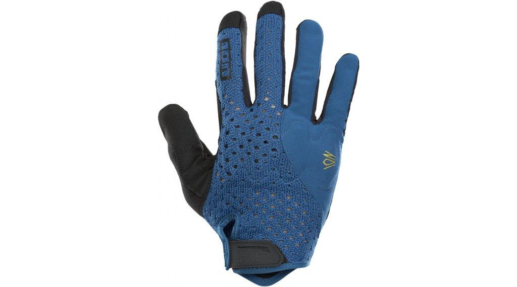 ION Seek AMP Handschuhe lang Gr. L ocean blue