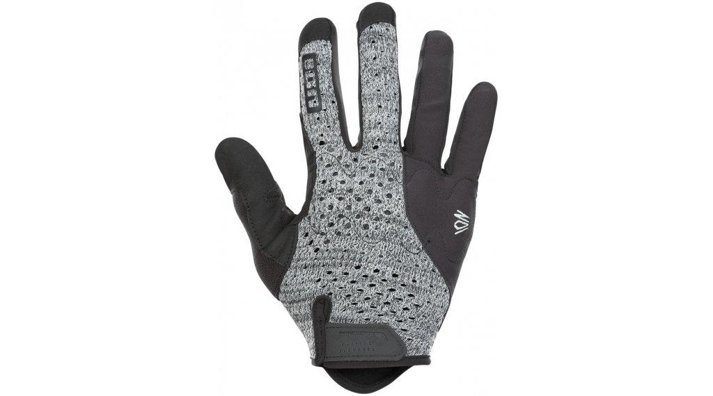 ION Seek AMP Handschuhe lang Gr. L grey melange
