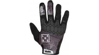 ION Ledge guantes largo(-a) MTB negro
