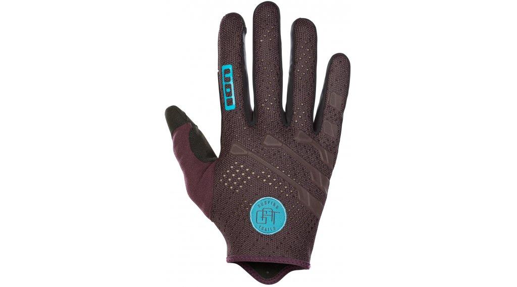 ION Gat MTB rukavice velikost L vinaceous
