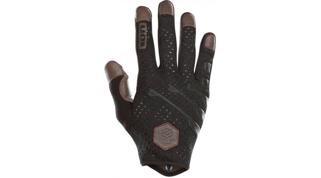 ION Scrub Select guantes largo(-a) tamaño M loam marrón