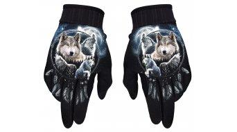 Loose Riders Dream Catcher Handschuhe lang Gr. S black/blue