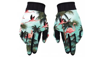 Loose Riders Miami Handschuhe lang turquise/pink