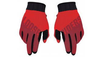 Loose Riders Red Handschuhe lang red