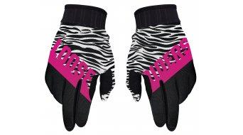 Loose Riders Ski Patrol Handschuhe lang black/pink