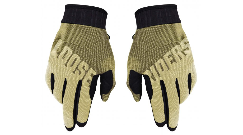Loose Riders Tan Handschuhe lang Gr. S tan