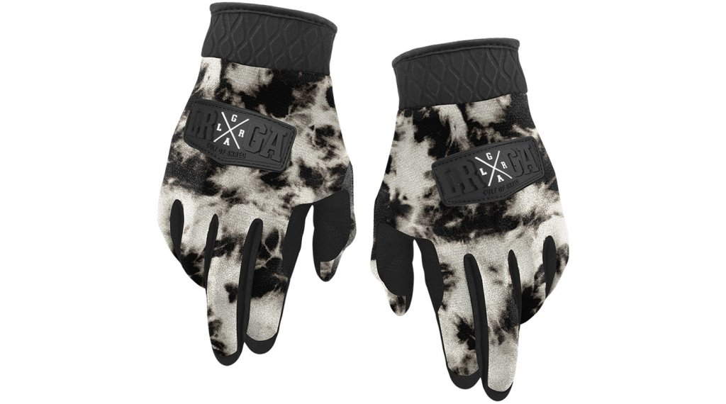 Loose Riders Electric Winter MTB-Handschuhe Gr. S white/black