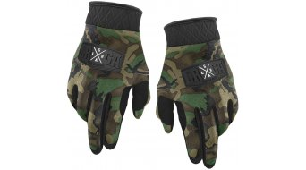 Loose Riders Forest Camo Winter MTB-Handschuhe green/brown