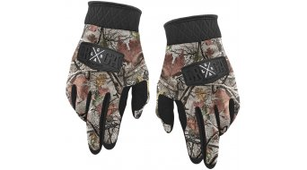 Loose Riders Foliage Camo Winter MTB-Handschuhe brown/white