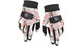 Loose Riders Pink Camo Winter MTB-Handschuhe pink/grey