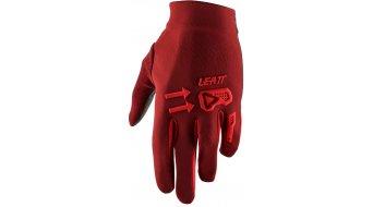Leatt DBX 2.0 Windblock MTB(山地)-手套 男士 长 型号 L ruby