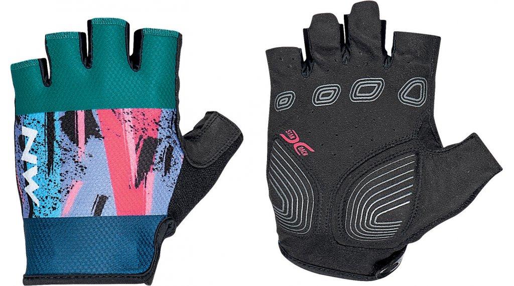 Northwave Active Handschuhe kurz Herren Gr. L blue/azure