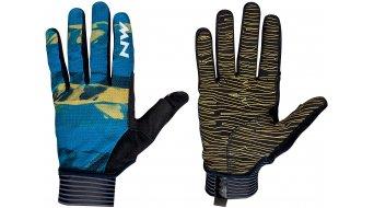 Northwave Air LF Handschuhe lang Herren Gr. L blue/khaki