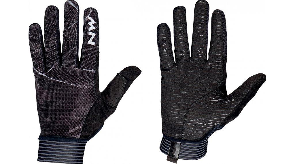 Northwave Air LF Handschuhe lang Herren Gr. L black/grey