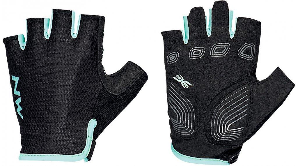 Northwave Active Handschuhe kurz Damen Gr. L black/light grey
