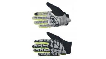 Northwave Skeleton Handschuhe lang Herren MTB-Handschuhe fluo