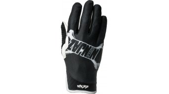 Ninjaz Bones MTB gloves long black/white