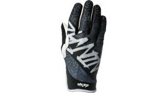 Ninjaz Geo MTB gloves long black/white/grey