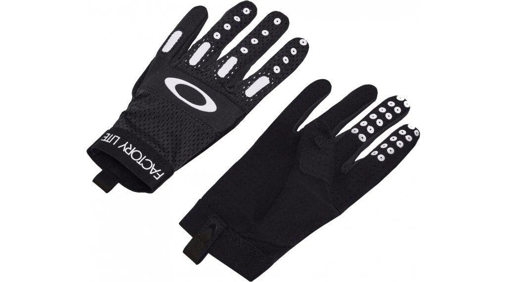 Oakley Factory Lite 2.0 Handschuhe lang Herren Gr. L blackout