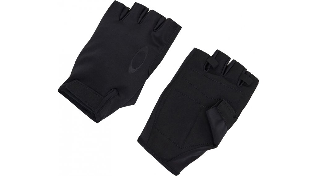 Oakley Mitt Handschuhe kurz Herren Gr. S/M blackout