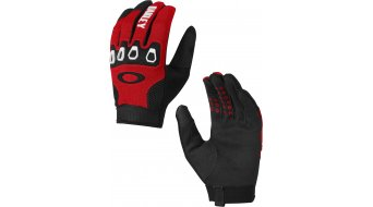 Oakley Automatic 2.0 guantes largo(-a) tamaño S rojo line