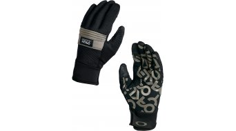 Oakley Factory Spring guantes largo(-a) jet negro