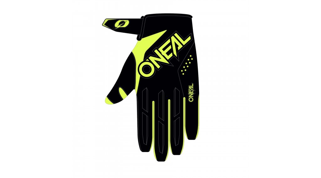 ONeal Element Handschuhe Kinder lang Gr. XS neon yellow