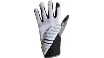 Pearl Izumi Cyclone gel bici da corsa- guanti dita-lunghe da donna . white
