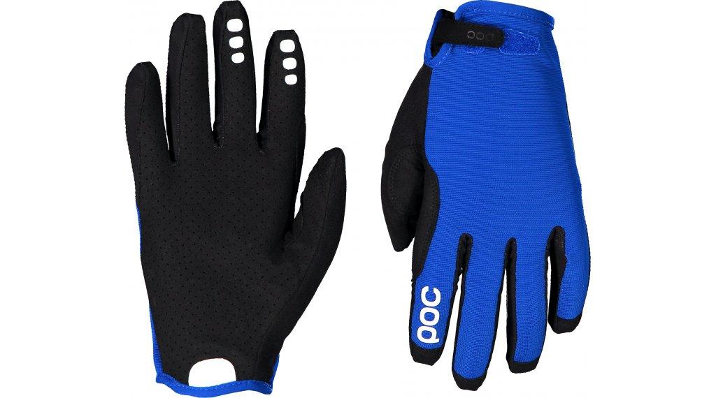 POC Resistance Enduro Adjustable MTB Handschuhe lang Gr. S light azurite blue