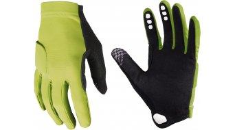POC Resistance DH gloves long size S unobtanium yellow