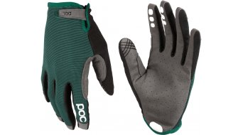 POC Resistance Enduro Adjustable Handschuhe lang harf green