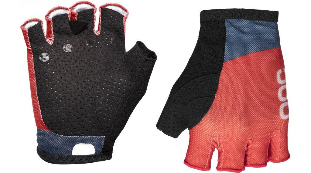 POC Essential Road Mesh road bike gloves short size S prismane red 5c51fbb84