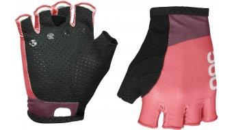 POC Essential Road Mesh Rennrad Handschuhe kurz Gr. M flerovium pink