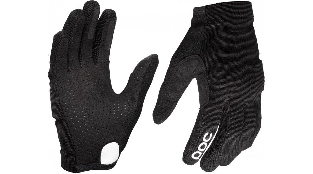 POC Essential DH MTB Handschuhe lang Gr. S uranium black