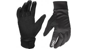 POC Essential Softshell Rennrad Handschuhe lang uranium black