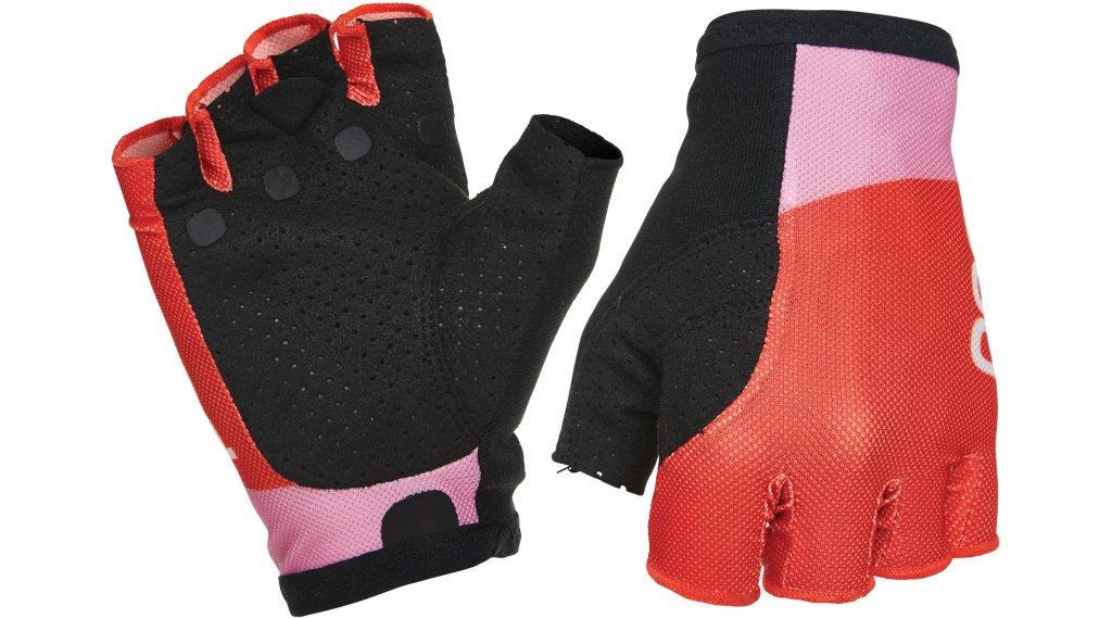 POC Essential Road Mesh Rennrad Handschuhe kurz Gr. S altair pink/prismane red