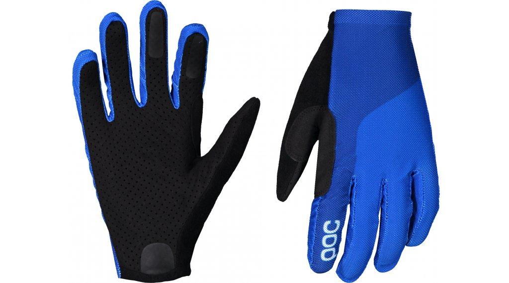 POC Essential Mesh Handschuhe lang Gr. S azurite blue/light azurite blue