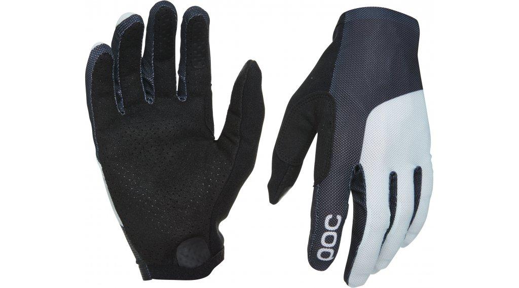 POC Essential Mesh MTB Handschuhe lang Gr. XS uranium black/oxolane grey