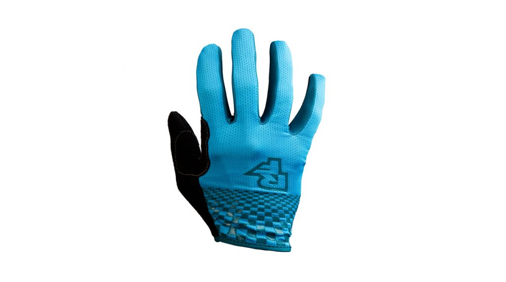 Race Face Dewey Handschuhe lang Kinder Gr. L blue