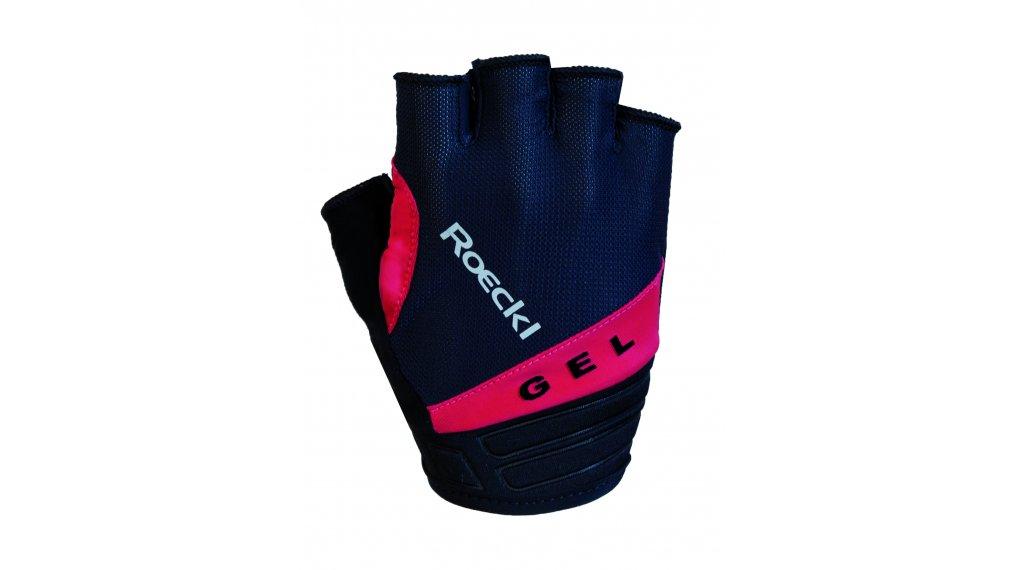Roeckl Itamos Top Function Handschuhe kurz Herren Gr. 7.5 schwarz/rot