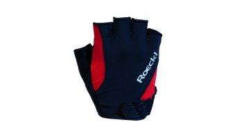 Roeckl Basel Performance Handschuhe kurz Herren Gr. 7.0 schwarz/rot